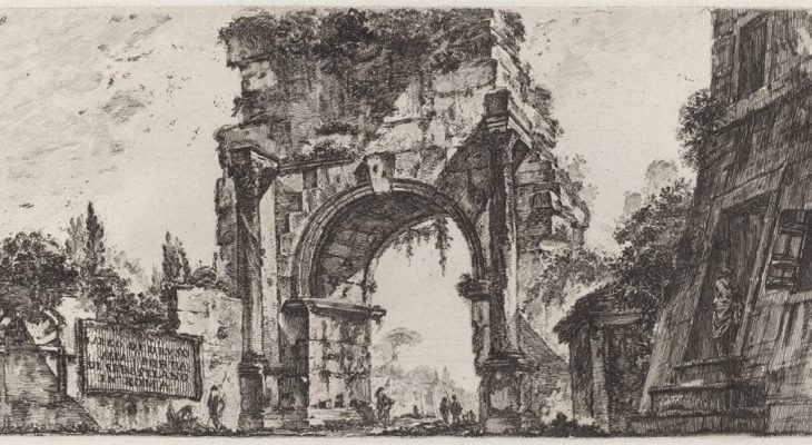 Piranesi Etches a Portal to Another Time