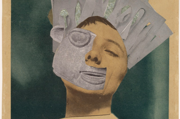 Collaging a Racial Other: Hannah Höch's Indian Dancer (1930)